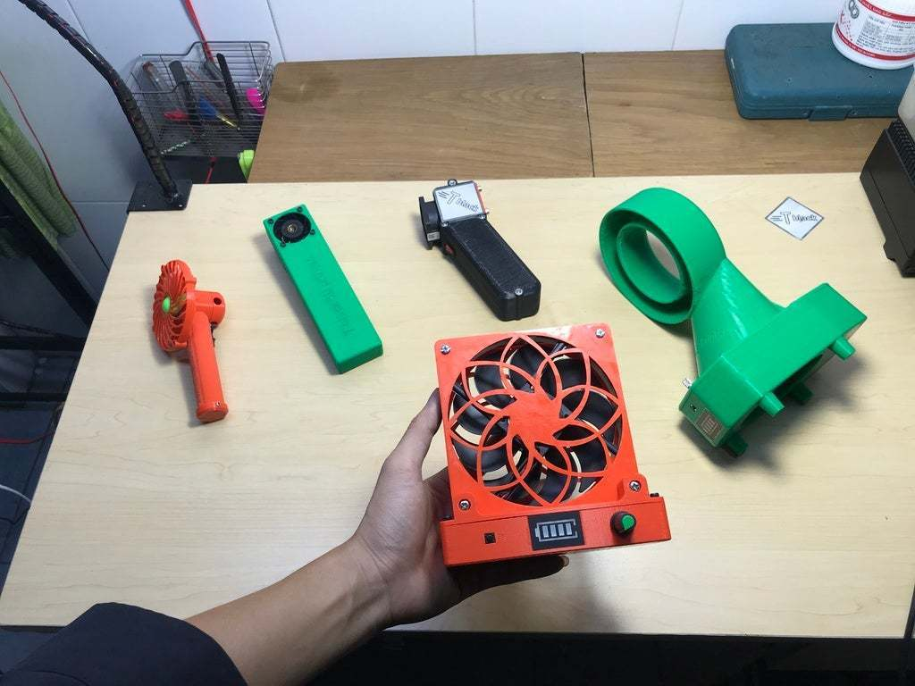 2020_06_22_17_33_IMG_9589.JPG Download free STL file Desk Fan • 3D print model, TB3D