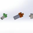 Download free STL file Water Pumps 775 • 3D print object, TB3D