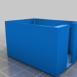 Download free STL file Toothbrush Holder • 3D printing template, TB3D