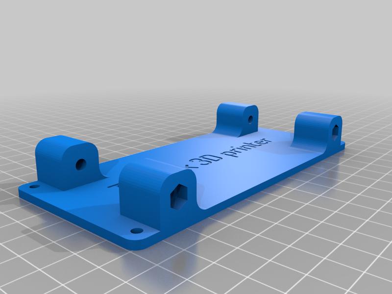 tblack3dprinter2.png Download free STL file Desk Fan • 3D print model, TB3D