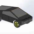 cyber_4.png Download free STL file RC car Cybertruck • 3D printing object, TB3D