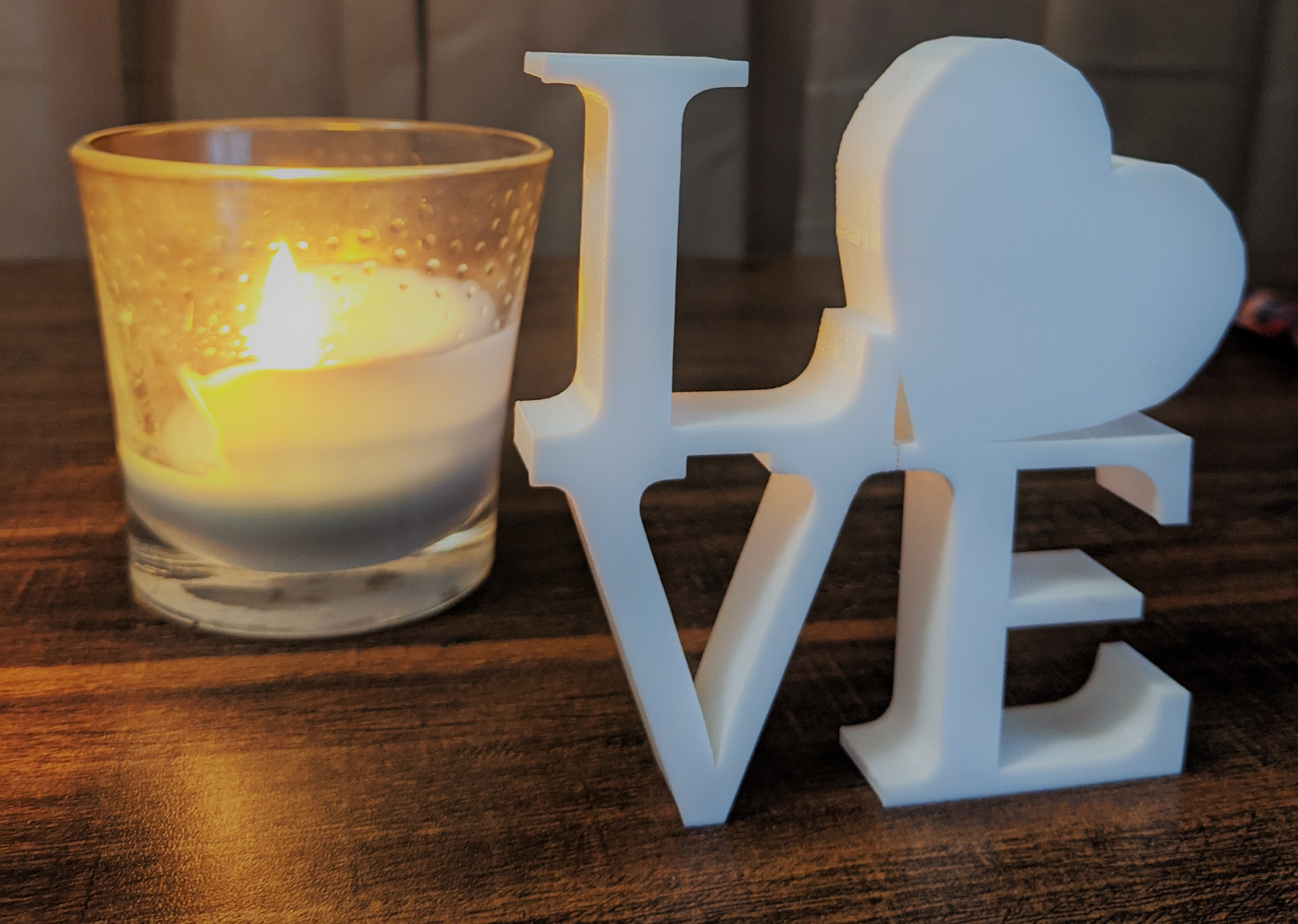 IMG_20200711_225829.jpg Download free STL file Love Decor • 3D printer template, twogirlsonefrs