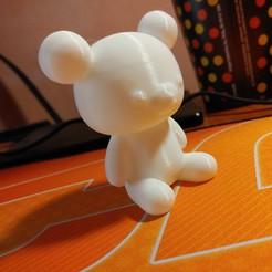 20200820_135302.jpg Download STL file Rilakkuma • Design to 3D print, alexfothem