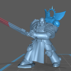 "cover.png Download STL file Seth ""Gabriel"" Rogan commemorative model  • 3D printable object, BAD-MAN"