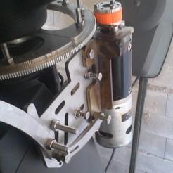 DSC_0637.jpg Download free STL file Steering wheel + pinion Claas Tucano 2006 • 3D printer object, entropiemaximun