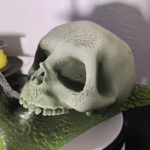 3_.jpg Download STL file Fallout Death Snail • 3D print model, kloebenberg