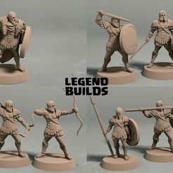 resize-realm-of-eros-army-pack.jpg Download STL file Realm of Eros army (10 miniatures) – STL files • 3D printable object, LegendBuilds