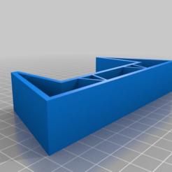 Download free 3D print files door cooler support 12v, infosf3d