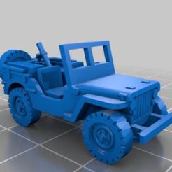 2c6fff60043364ee06c71c47254ad48c.png Télécharger fichier STL gratuit Jeep de mortier [échelle de 1:100]. • Modèle à imprimer en 3D, DetnnoSound