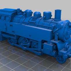 Screen Shot 2020-12-23 at 2.25.25 PM.png Télécharger fichier STL Moteur à vapeur de classe 64 de la DRG • Modèle à imprimer en 3D, DetnnoSound