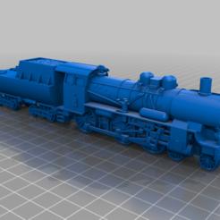 Screen Shot 2020-12-24 at 2.12.34 PM.png Télécharger fichier STL Moteur à vapeur de classe 38 de la DRG • Design pour impression 3D, DetnnoSound