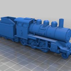 Screen Shot 2020-12-24 at 5.01.21 PM.png Télécharger fichier STL Moteur à vapeur de classe 24 de la DRG • Objet à imprimer en 3D, DetnnoSound