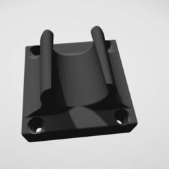 Télécharger plan imprimante 3D gatuit support douche camping, stephanmagnan