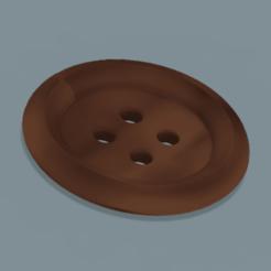 Boton.png Download STL file Vest button • 3D printable object, ELS3D