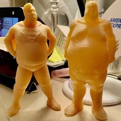 Download STL file Batman Retired • 3D printer design, sergioiker
