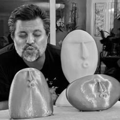Download free STL file Oof stones • 3D printing template, sergioiker