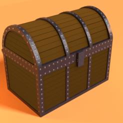 Baúl 1.png Télécharger fichier STL Trunk • Design pour impression 3D, LuisNicolas5