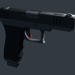 Download 3D printer files Glock 19, LuisNicolas5
