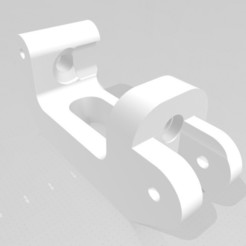 Download free STL file OpenRC front suspension reinforced • 3D printable design, dodomasek