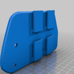 597d86fe492f54859a84d0bba66fcdea.png Download free STL file Molle for Holster CQC Glock • 3D printable design, legrobidon