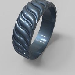 Download free 3D printer model Design Ring , allaG
