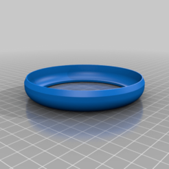 Ausstecher100.png Download free STL file Round edge cookie cutter • 3D printable object, NerdCorner