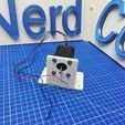 Download free STL file Stepper Stand Nema 14 • 3D printing design, NerdCorner