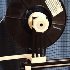 spooler_front.JPG Télécharger fichier GCODE gratuit Ender3_32bit_filament_Changer • Plan imprimable en 3D, nezukoman