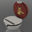 Ek Açıklama 2020-07-16 191019.png Download free STL file Pokemon Phone Holder • 3D print design, ayilmazzobu