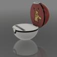 Ek Açıklama 2020-07-16 191134.png Download free STL file Pokemon Phone Holder • 3D print design, ayilmazzobu