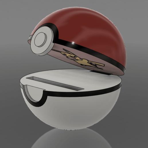 Ek Açıklama 2020-07-16 191109.png Download free STL file Pokemon Phone Holder • 3D print design, ayilmazzobu