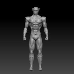 200604_Wolverine_1.ZPR.jpg Download STL file Wolverine • 3D print object, yodeb_o