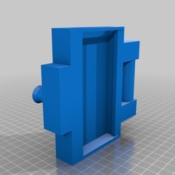 Download free 3D printing designs EvD I-buckle, wolneylondres