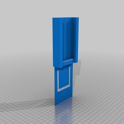 Download free 3D printing templates iphone bookmark EvD, wolneylondres