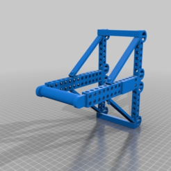 Descargar diseños 3D gratis portabobinas monoprice mini delta imprimible, wolneylondres