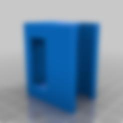 Ender_5_switch_holder_v7.stl Télécharger fichier STL gratuit Ender 5 - Support d'interrupteur • Modèle pour imprimante 3D, iamsanman