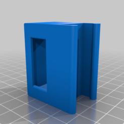 Ender_5_switch_holder_v7.png Download free STL file Ender 5 - Switch Bracket • 3D printer design, iamsanman