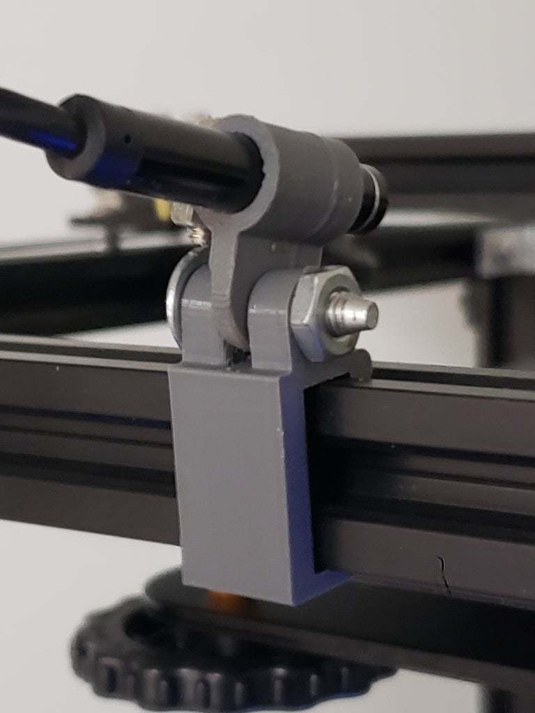 20200515_001137.jpg Télécharger fichier STL gratuit Support et selle d'endoscope • Design imprimable en 3D, iamsanman