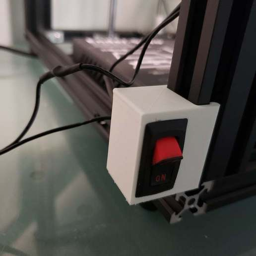 20200512_222031.jpg Télécharger fichier STL gratuit Ender 5 - Support d'interrupteur • Modèle pour imprimante 3D, iamsanman