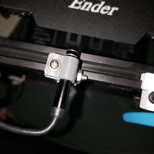 20200515_001308.jpg Télécharger fichier STL gratuit Support et selle d'endoscope • Design imprimable en 3D, iamsanman