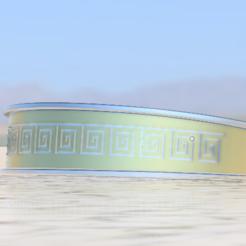 1.PNG Download STL file Aztec ring • 3D printing design, Nahskaved