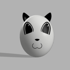 EggAnimal v2.png Download free STL file Egg animal • 3D printable template, Nahskaved