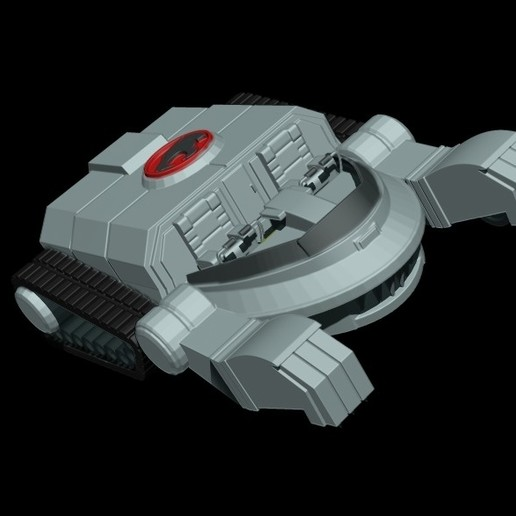 thundertank-2.jpg Download free STL file THUNDERCAT'S THUNDERTANK • 3D printable design, ALTRESDE