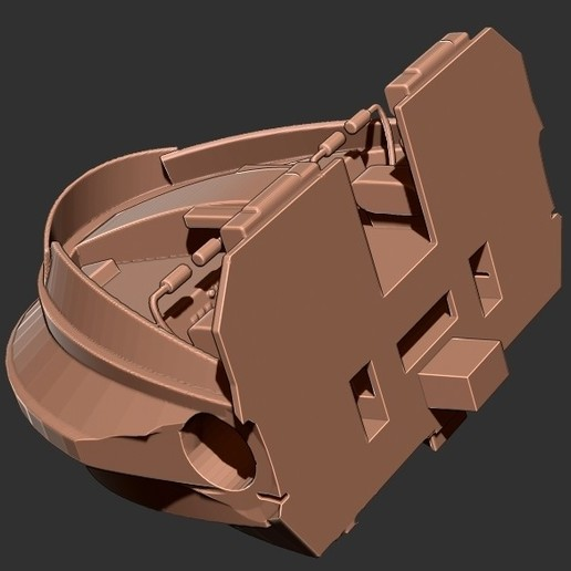 thundertank9.jpg Download free STL file THUNDERCAT'S THUNDERTANK • 3D printable design, ALTRESDE