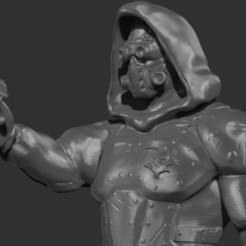 Download 3D printing models THE DEATHDEALER, ALTRESDE