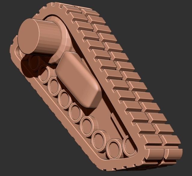 thundertank10.jpg Download free STL file THUNDERCAT'S THUNDERTANK • 3D printable design, ALTRESDE