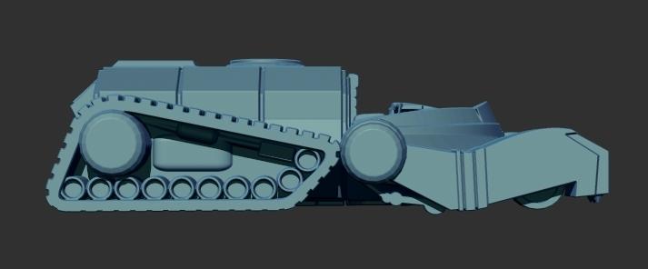 thundertank2.jpg Download free STL file THUNDERCAT'S THUNDERTANK • 3D printable design, ALTRESDE