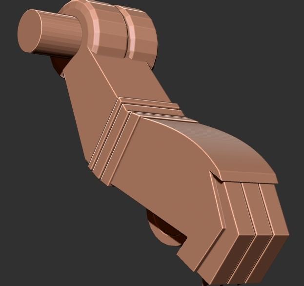 thundertank11.jpg Download free STL file THUNDERCAT'S THUNDERTANK • 3D printable design, ALTRESDE