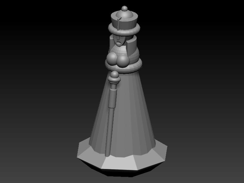queen.jpg Télécharger fichier STL gratuit ÉCHECS MEDIEVAL • Plan pour imprimante 3D, ALTRESDE