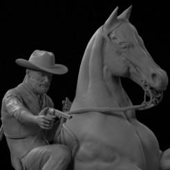 Download STL files Red Dead Redemption 3D Print 3D print model, mikaelmarlon1